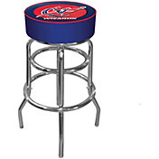 Trademark Games Washington Wizards Padded Bar Stool