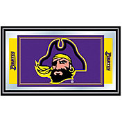 Trademark Games East Carolina Pirates Framed Team Logo Mirror