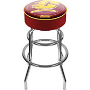 Trademark Games Central Michigan Chippewas Padded Bar Stool