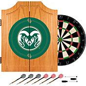 Trademark Games Colorado State Rams Dart Cabinet