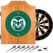 Trademark Games Colorado State Rams Dart Cabinet