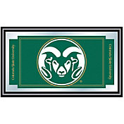 Trademark Games Colorado State Rams Framed Team Logo Mirror
