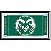 Trademark Games Colorado State Rams Framed Team Logo Mirror