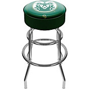 Trademark Games Colorado State Rams Padded Bar Stool