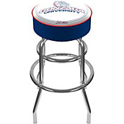 Trademark Games Gonzaga Bulldogs Padded Bar Stool