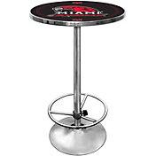 Trademark Games Miami Redhawks Pub Table