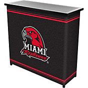 Trademark Games Miami Redhawks Portable Bar