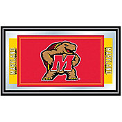 Trademark Games Maryland Terrapins Framed Team Logo Mirror