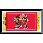 Trademark Games Maryland Terrapins Framed Team Logo Mirror