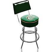 Trademark Games UNC-Charlotte 49ers Padded Swivel Bar Stool with Back