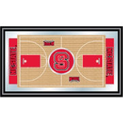 Trademark Games NC State Wolfpack Basketball Framed Full Court Mirror