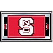Trademark Games NC State Wolfpack Framed Team Logo Mirror