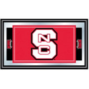 Trademark Games NC State Wolfpack Framed Team Logo Mirror