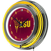 Trademark Games Arizona State Sun Devils 14'' Neon Clock