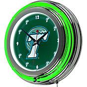 Trademark Games Tulane Green Wave 14'' Neon Clock