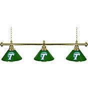 Trademark Games Tulane Green Wave 60'' 3-Shade Billiard Lamp