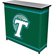 Trademark Games Tulane Green Wave Portable Bar