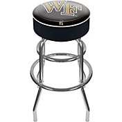Trademark Games Wake Forest Deacon Demons Padded Bar Stool