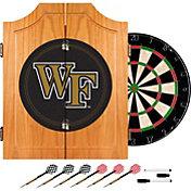 Trademark Games Wake Forest Demon Deacons Dart Cabinet