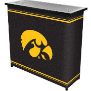 Trademark Games Iowa Hawkeyes Portable Bar