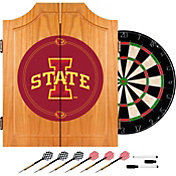 Trademark Games Iowa State Cyclones Dart Cabinet