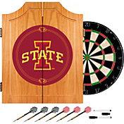 Trademark Games Iowa State Cyclones Dart Cabinet