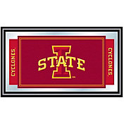 Trademark Games Iowa State Cyclones Framed Team Logo Mirror
