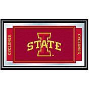 Trademark Games Iowa State Cyclones Framed Team Logo Mirror