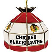 Trademark Games Chicago Blackhawks 16'' Tiffany Lamp