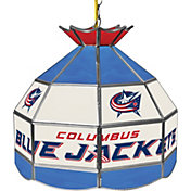 Trademark Games Columbus Blue Jackets 16'' Tiffany Lamp
