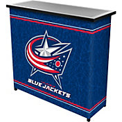 Trademark Games Columbus Blue Jackets Portable Bar