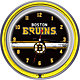 Trademark Games Boston Bruins 14'' Neon Clock
