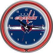 Trademark Games Washington Capitals 14'' Neon Clock