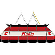 Trademark Games Calgary Flames 40'' Tiffany Lamp