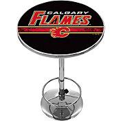 Trademark Games Calgary Flames Pub Table