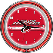 Trademark Games Carolina Hurricanes 14'' Neon Clock