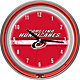 Trademark Games Carolina Hurricanes 14'' Neon Clock