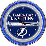 Trademark Games Tampa Bay Lightning 14'' Neon Clock