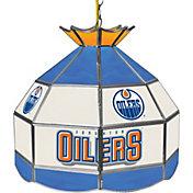 Trademark Games Edmonton Oilers 16'' Tiffany Lamp