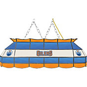 Trademark Games Edmonton Oilers 40'' Tiffany Lamp