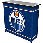 Trademark Games Edmonton Oilers Portable Bar