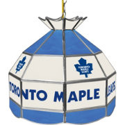 Trademark Games Toronto Maple Leafs 16'' Tiffany Lamp