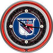 Trademark Games New York Rangers 14'' Neon Clock