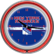 Trademark Games New York Rangers 14'' Neon Clock
