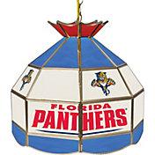 Trademark Games Florida Panthers 16'' Tiffany Lamp