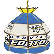 Trademark Games Nashville Predators 16'' Tiffany Lamp