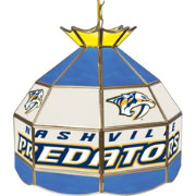 Trademark Games Nashville Predators 16'' Tiffany Lamp