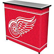 Trademark Games Detroit Red Wings Portable Bar