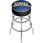 Trademark Games Buffalo Sabres Padded Bar Stool