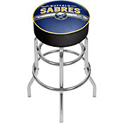 Trademark Games Buffalo Sabres Padded Bar Stool